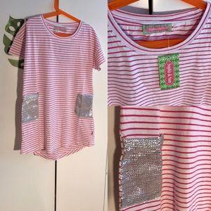 Sophie and Sam T-shirt dress - NWT